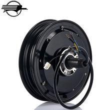 10Inch 72V 3000W Single Shaft Brushless Electric Wheel Hub Motor