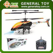 T-Smart 3.5ch RC Helicopter toy with LED and GYRO 2.4G Remote Control Helicopter