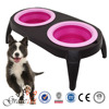 Cheap portable standing Dog Bowls/supreme dog bowl