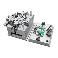 Plastic Injection Mould Concrete Molds