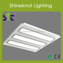 led grille panel light office lighting recessed panel light