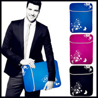Hot Selling Design Computer Package 12 Inch Laptop Sleeve Carrying Notebook Bag Neoprene PAD Bag