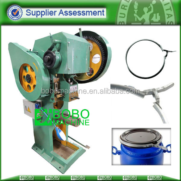 630KN MECHANICAL TYPE BARREL HOOP PUNCHING MACHINE