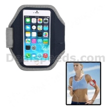 New Arrived Gym Running Soft Sport Armband Pouch Case for iPhone 6 4.7 inch Armband