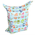alva waterproof two pocket nappy diaper bag,alva swim wet bag