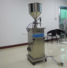 Factory price semi-automatic butter/honey/liquid filling machine with CE,ISO