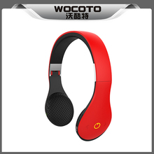 Wholesale wireless bluetooth stereo headset Long working hours best deal on bluetooth headset Foldable bluetooth headset