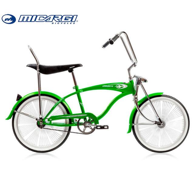 Micargi 20 inch High Rise Bar Lowrider Bicycle F4 Wholesale Cruiser bike