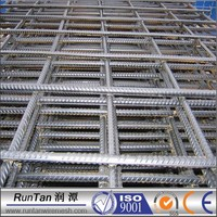 No Galvanized / Galvanized steel bar welded reinforcing mesh on sale