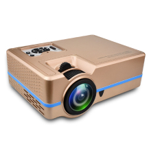 HD Multi-interface Digital LED Home Theater Projector