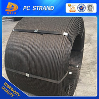HIGH TENSILE LOW RELAXATION STEEL WIRE FOR PRE-STRESSING OF CONCRETE