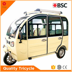 45km/h Solar/electric power bajaj three wheeler auto rickshaw price