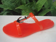 2015 hot sale high quality exported jelly bali sandal