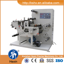 Blank label rotary die cutting machine