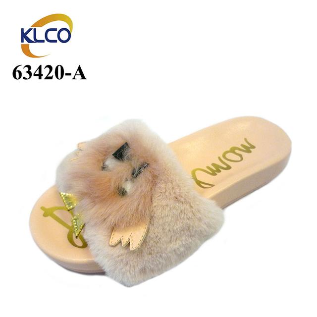 Soft Custom Made Bedroom Korea Slipper