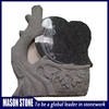Cemetary Granite Tree Carving Headstone
