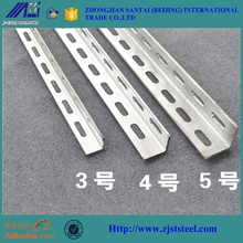 metal angle steel 50x50mm stainless perforated steel angle