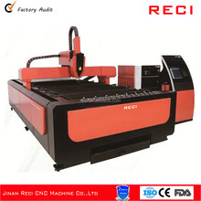 Fiber laser cutting machine for SS carbon steel all metal