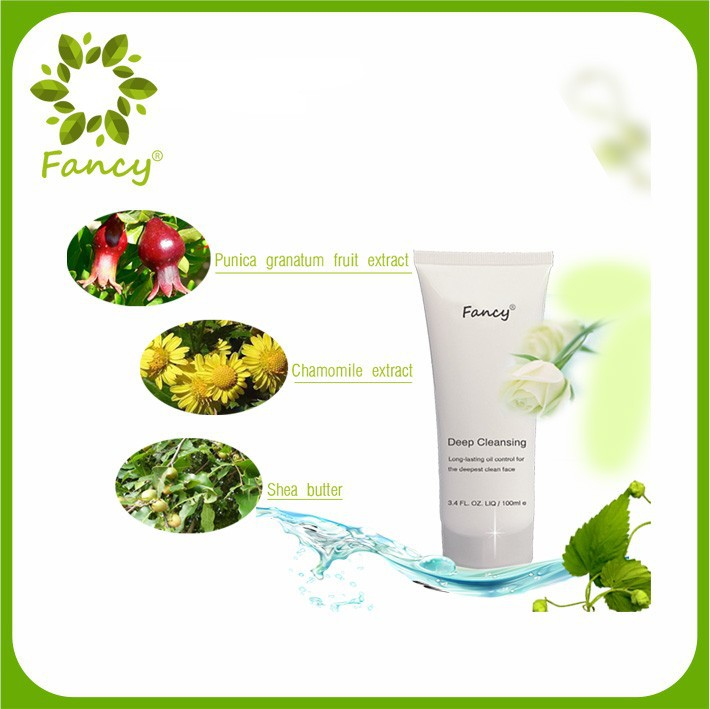 Bio Deep Cleaning Face Cleanser with Quick Effect
