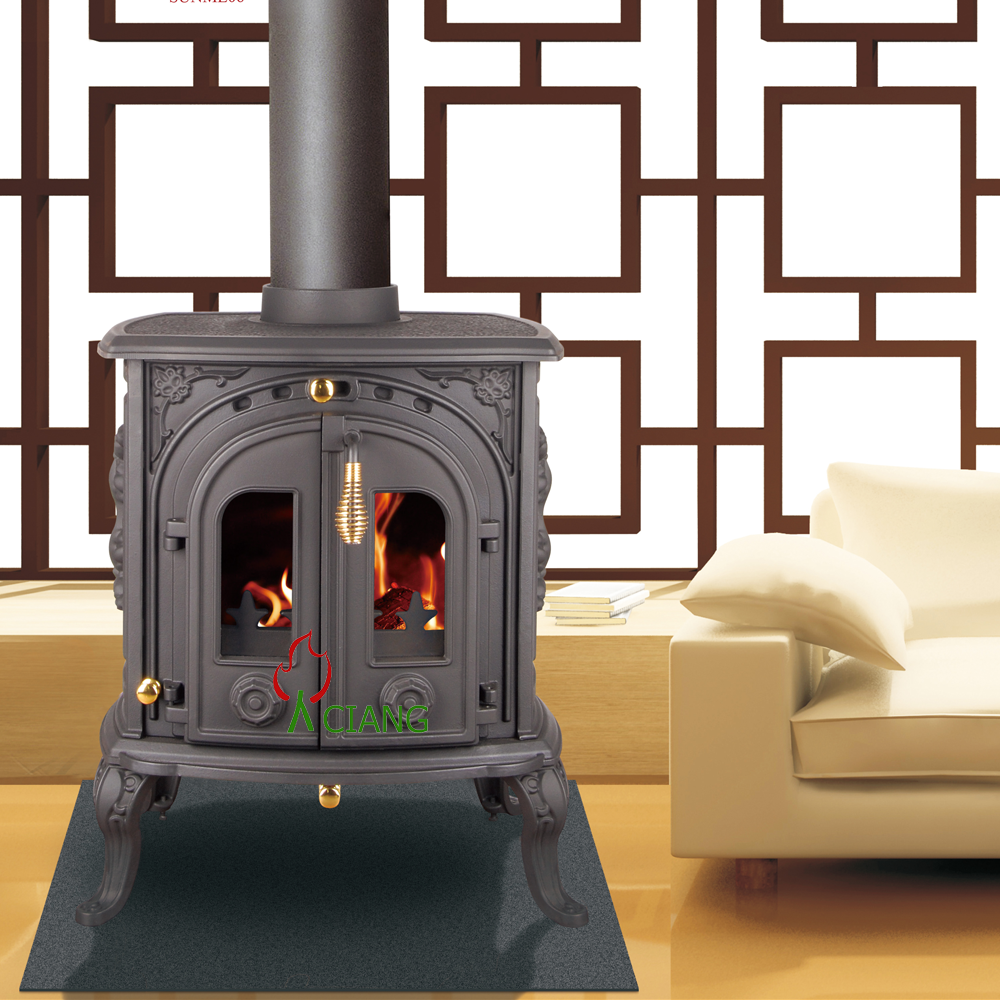 Classic 12kw Enamel And Painted Metal Wood Burning Fireplace Buy Metal Wood Burning Fireplace