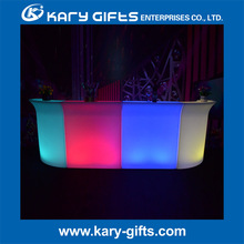led illuminated model SNACK BAR COUNTERS lighting