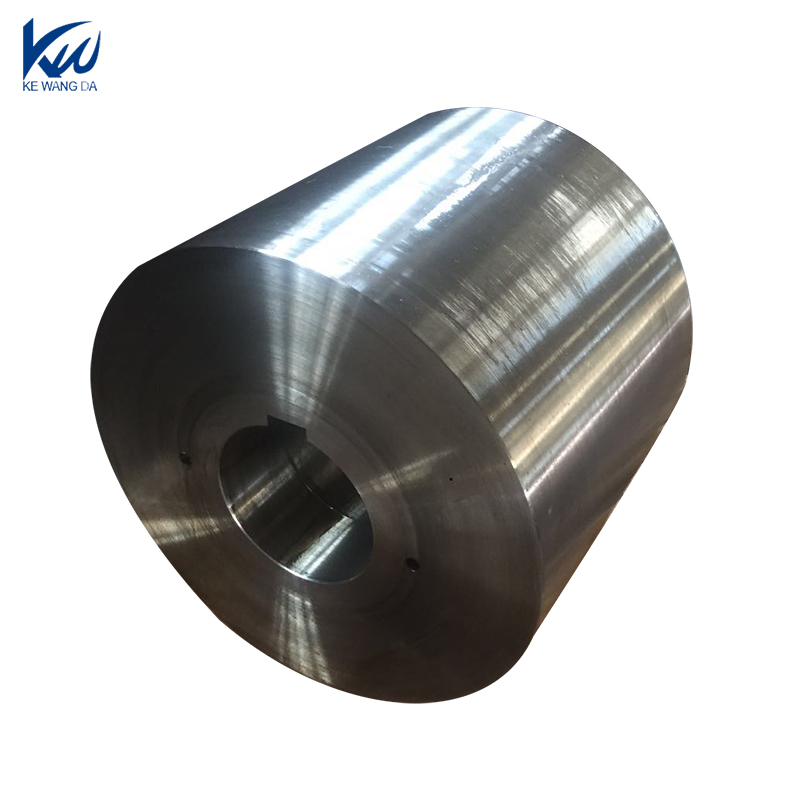 Customed industry precision casting forged small vacuum ring roller wheel