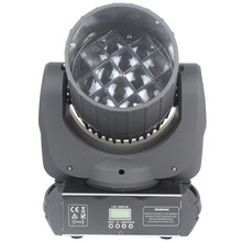 12x10w rgbw 4in1 beam seven star dj led laser moving head light