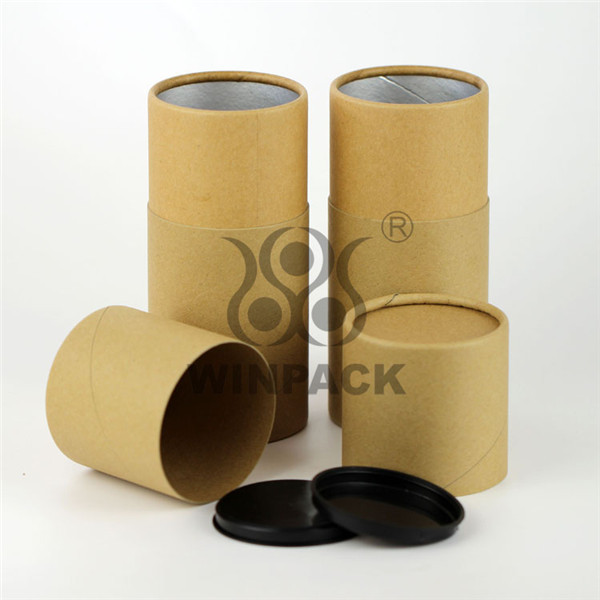 Custom ODM Paper Round Boxes Packaging