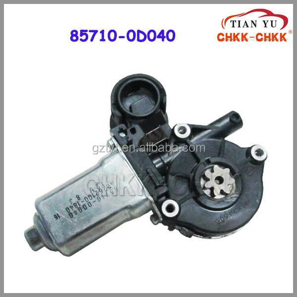 High quality for Toyota Power Window lifter Motor for Toyota OEM 85710-0D040