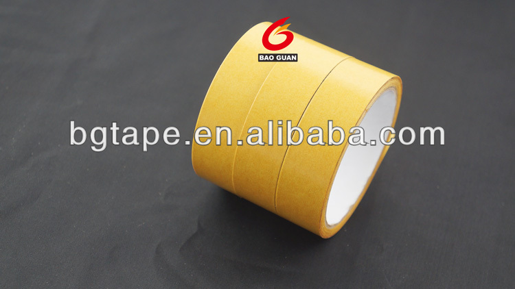 For embroidery double side tape