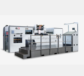 1080G Automatic Foil Stamping and Die-Cutting Machine
