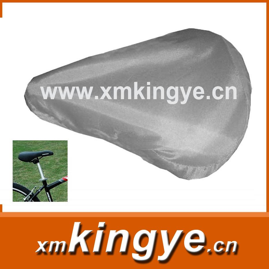 Bicycle saddle cover seat cover