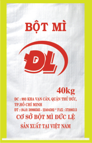 pp bags for flour
