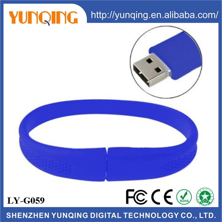 Facebook china product external hard disk drive ,cable usb bracelet