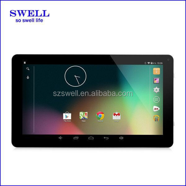 "New!!!10.1"" TN display 1024*600 Android 4.4 Tablet PC Allwinner A83T Octa core tablet pc retina built in 3G wcdma"