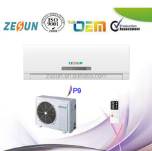 R410a DC inverter Solar Air Conditioning