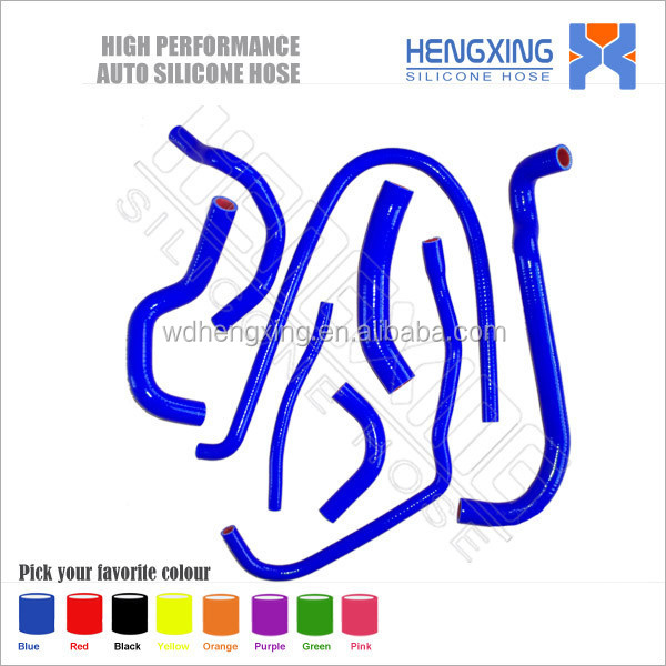 Silicone Radiator Hose Kit parts For Suzuki Marauder VZ1600 M95 2004 Radiator Hose Parts