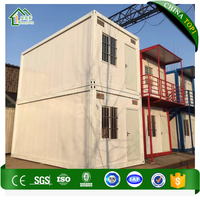 2017 best Selling easy assembly 20ft/40ft prefab modular container home Africa