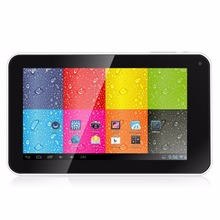 "High quality 7"" Allwinner a23 Dual core Android 2G Tablet calling function with Bluetooth"