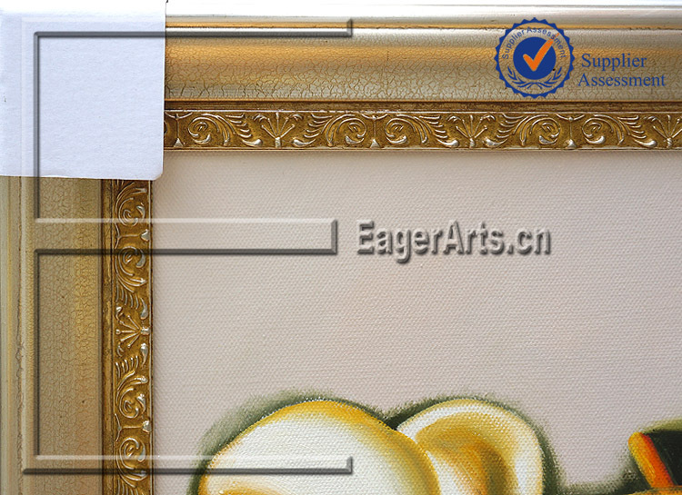 Wholesale Abstract Canvas Art Handpainted Oil Painting Picture