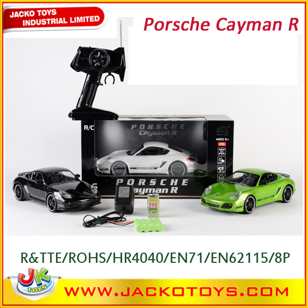 Front and rear lights 4 channel 1/ 16 RC car with charger