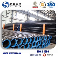high-temperature astm a106/a53 galvanized seamless steel pipes with low price