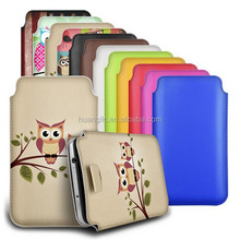 For Samsung Galaxy Note 3 Leather Pull PU Tab Case Pouch Wallet Bag Slip Case Skin Cover