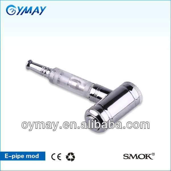 Special electronic cigarettes epipe from Smoktech all mechanical switch, pure stainless body