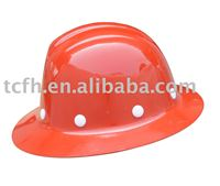 Cowboy safety helmets protection from UV rays