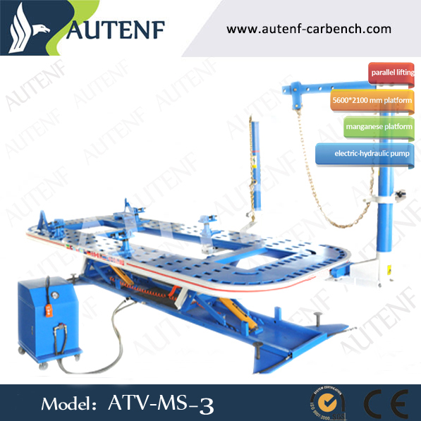 car chassis straightening bench ATV-MS-3 names for mechanical workshop