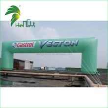 10 meters oxford cloth customized inflatable advertising arch