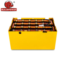 1500 cycles 48v lead acid forklift battery 48v 24v 6v 2V traction battery 400ah