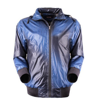 new brand design top quality men's warm jacket for winter