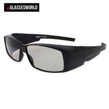 Hot Selling Circular Polarized lcd tv 3D Glasses for and 3D Cinema